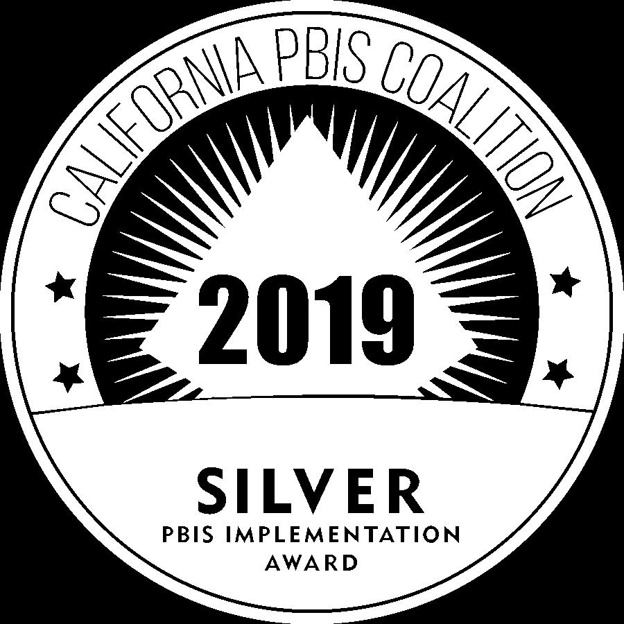 Silver PBIS Award Winner Logo