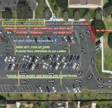 SV parking lot