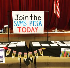 join the ptsa flag